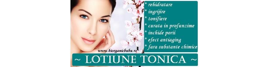 Lotiuni tonice si ape florale BIO Naturale