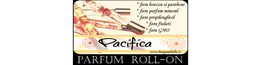 Parfum Natural roll on