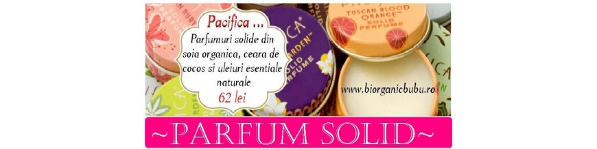 Parfum solid natural BIO