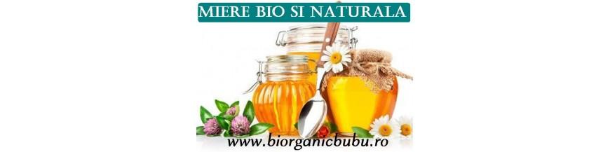 Miere romaneasca BIO, polen si propolis