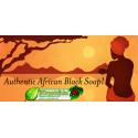 Sapun negru African traditional din Ghana
