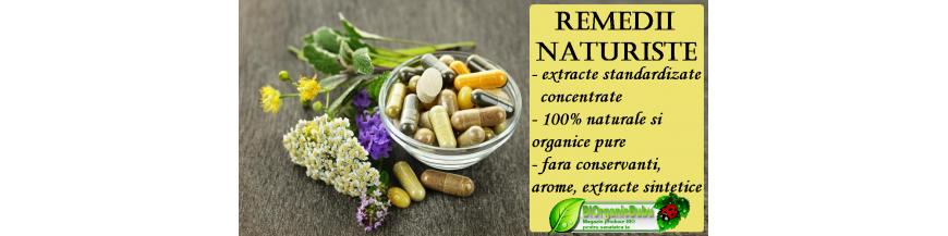 Suplimente Naturale si Remedii Naturiste