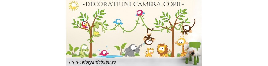 Decoratiuni camera si abtibilduri perete