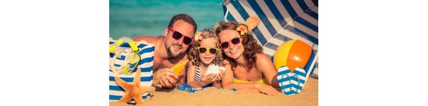 Protectie solara naturala BIO cu filtre minerale