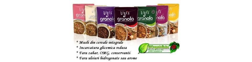 GRANOLA - cereale crocante BIO