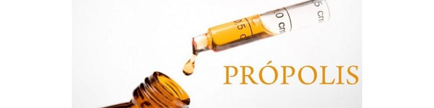 Tinctura de propolis (cu sau fara alcool)