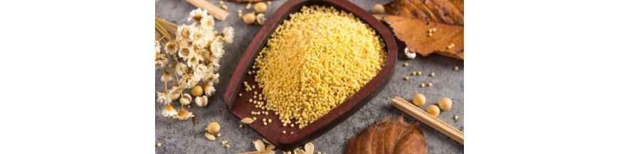 Pseudocereale BIO - boabe / seminte. FARA gluten