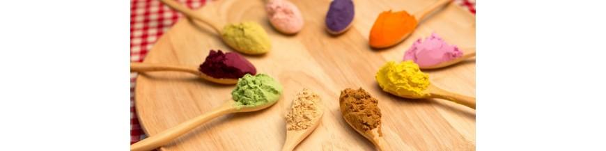 Pulberi vitaminizante BIO si naturale