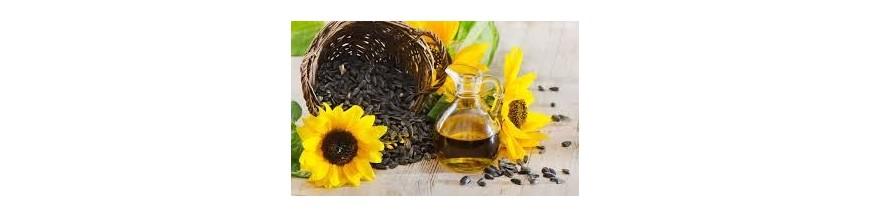 Ulei de seminte BIO (floarea soarelui, dovleac, susan) presat la rece