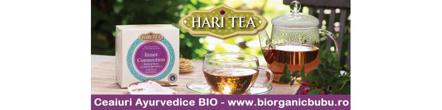 Ceaiuri Ayurvedice Bio Organice