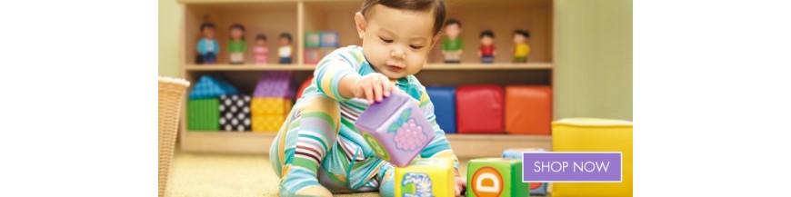 Jucarii eco friendly educative pentru copii 1-2 ani