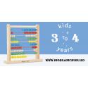 Jucarii eco friendly educative pentru copii 3-4 ani