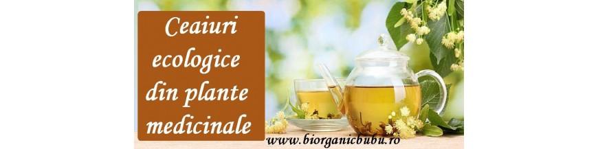 Ceai medicinal BIO din Romania