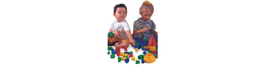 Jucarii de construit si jocuri pt dezvoltarea motricitatii