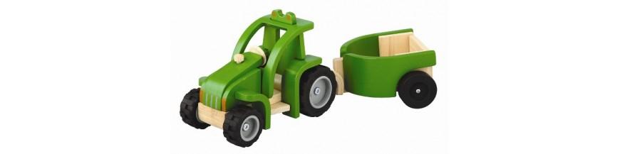 Vehicule, camioane, jucarii din lemn eco friendly