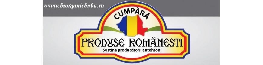Produse romanesti naturale si BIO