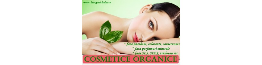 Cosmetice organice si Detergent bio